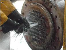 Limpeza de Tanque de Combustível, Limpeza de Tanque de Posto de Combustível